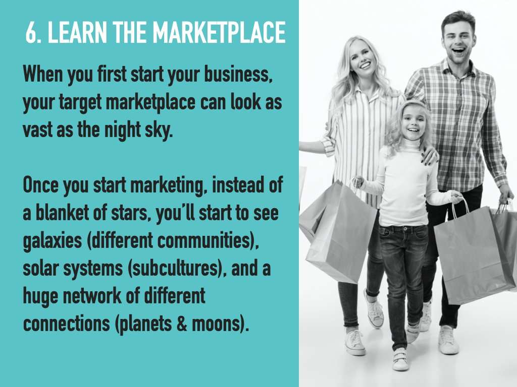 6.1 Learn The Marketplace